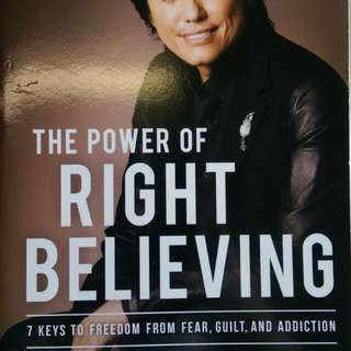 The Power Of Right Believing By Joseph Prince