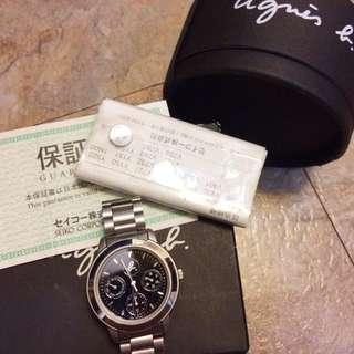 Agnes b.手錶