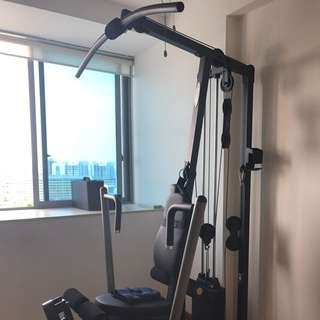 Body Solid G1S Gym System