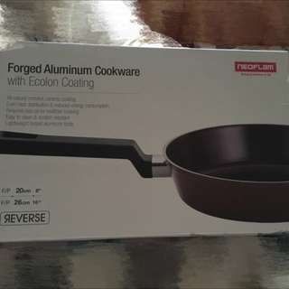 Neoflam Forged Aluminum Cookware (with Ecolon Coating)