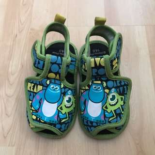 Monster Inc Sandals