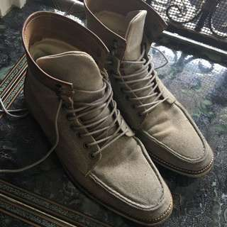 Ferragamo Winter Boots