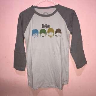 Raglan Shirt The Beatles