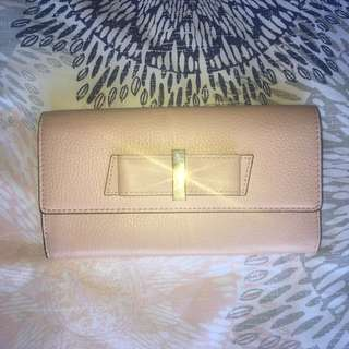 Kate Spade Pink Purse Wallet Bag