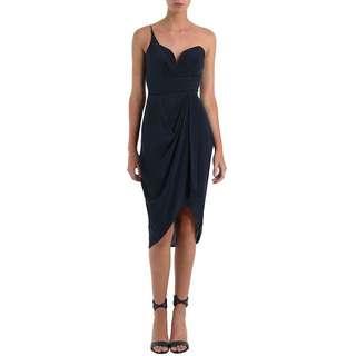 Zimmermann Silk One Shoulder Dress