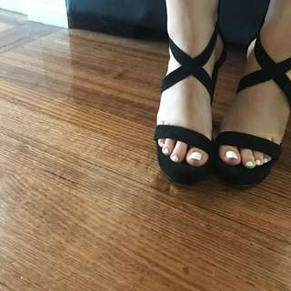 Lipstick High Heels
