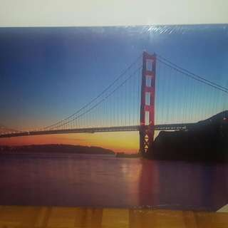 San Francisco Bridge Wall Art