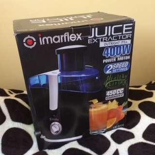 Imarflex Juice Extractor