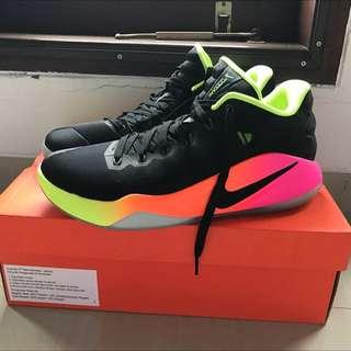 Nike Hyperdunk 2016 Low Volt Orange
