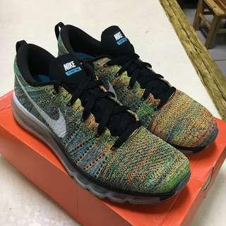 Nike Flyknit Max 彩虹