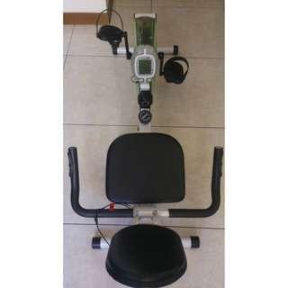 地板式 腳踏車