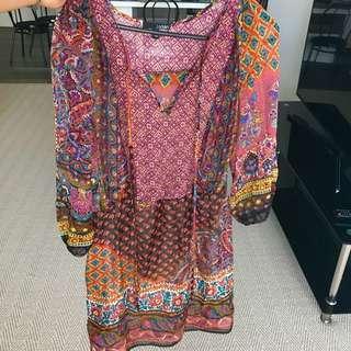 Ladakh Size 10 Pattern Dress