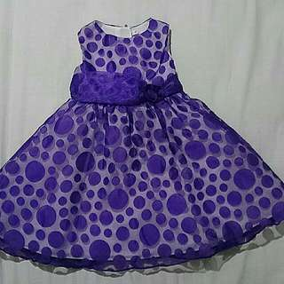 Little Girl's Dress (used only once)