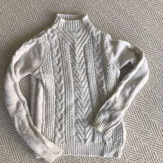 Bardot Turtleneck Sweater