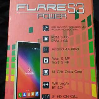 Cherry Mobile Flare S3power