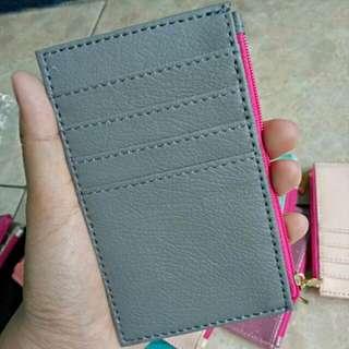 Card Holder Grey Cuzdan