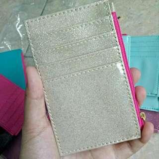 Card Holder Cream Candy Cuzdan