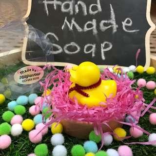 Handmade Duck Soap For Doorgift