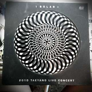Taeyang 2nd Solo Concert Album