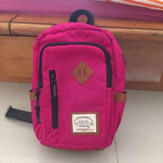 Expley Generation Mini Backpack Pink