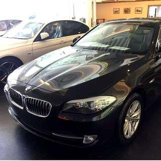 2011 BMW 523 3.0 UK SPEC OFFER!