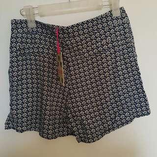 Boohoo Patterned Shorts