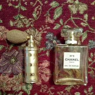 古董香水瓶