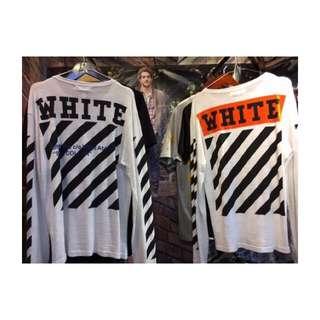 Off White Virgil Abloh & orange box