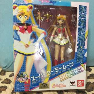 Sailor Moon SHF Figure 美少女戰士