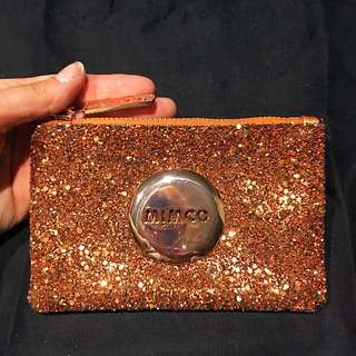 MIMCO Tiny Sparks Pouch (Copper)