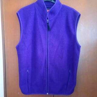 Gap Purple Polyester Vest