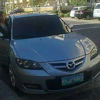 Mazda 3 2008 Top of the line