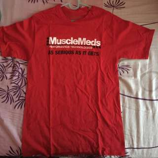 [REDUCED] Musclemeds Round Neck