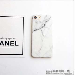 Marble iPhone 6/6s Casing
