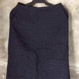 G200 Navy Blue Skirt
