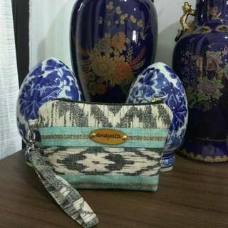 Pouch Blue Bag