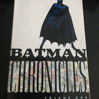 Batman Chronicles Vol.1