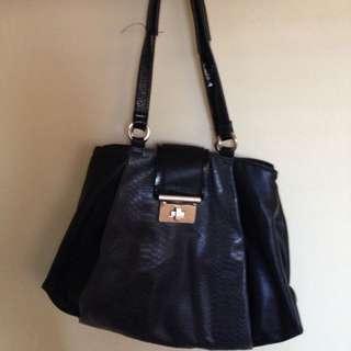 Monsoon Leather Bag