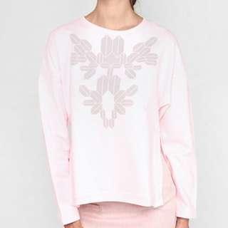 Mimpikita Clover Sweater in Pink