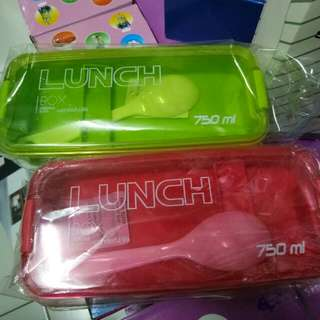 Lunch Box 1set