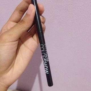 Black Colorshow Eyeliner Maybelline