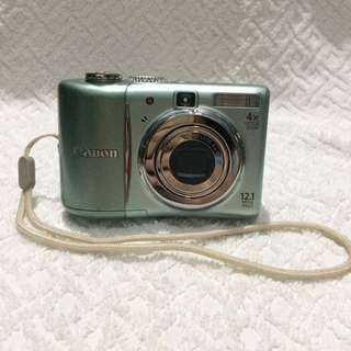 CANON PowerShot A1100 IS (Green)