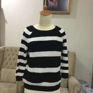 ZARA KNIT TOP | USED ONCE!!!