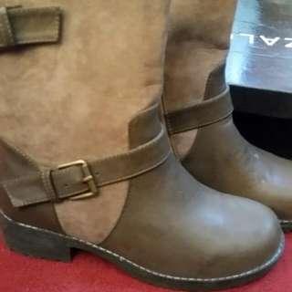 Zalora Mid High Boots