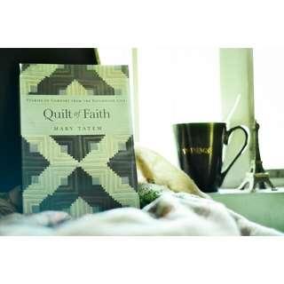 Quilt of Faith by Mary Tatem