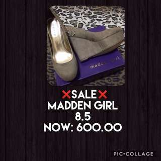 Madden Girl Wedge