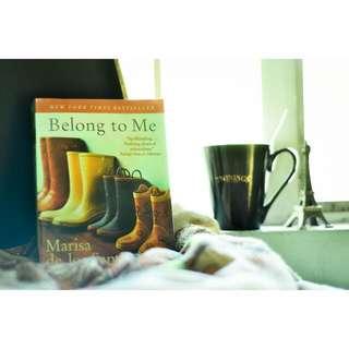 Belong to Me by Marisa de los Santos