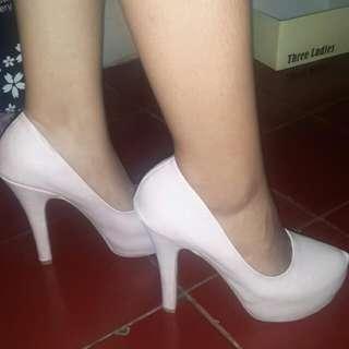 Three Ladies Heels 12cm