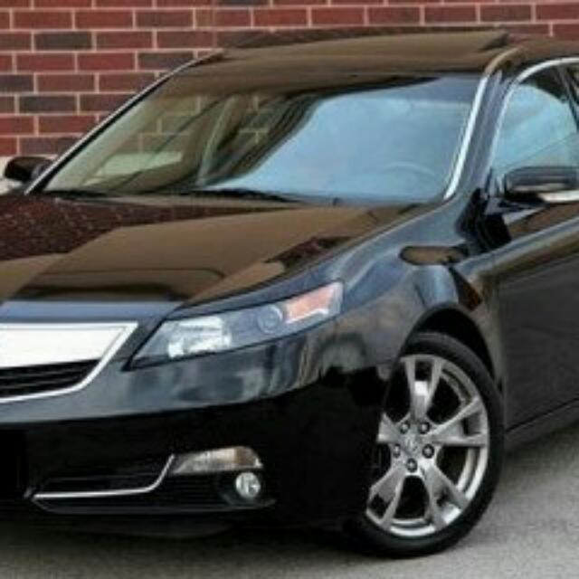 2012 Advance Acura TL