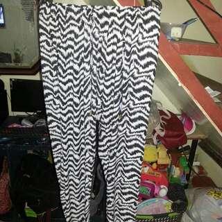 Pinted Pants